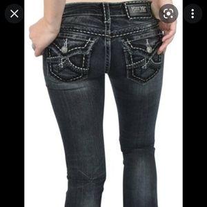 Miss Me Denim Brand Irene Boot Jeans